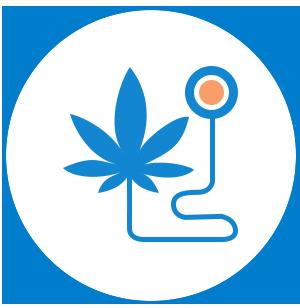 cannabis sector icon