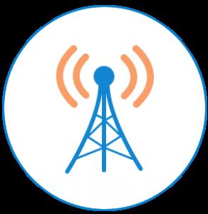 Canadian-telecommunications icon