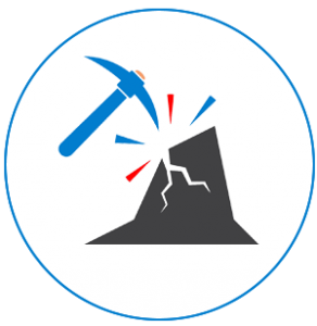 Mining and Natural Resources Icon