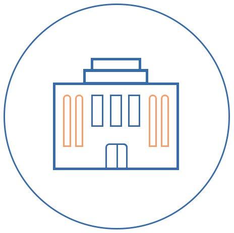 Provincial government iconProvincial government icon